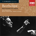 The Karajan Collection -Beethoven: Piano Concertos No.3 (9/1976 & 9/1977), No.5 (5/1974) / Alexis Weissenberg(p), Herbert von Karajan(cond), BPO