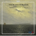 Mendelssohn: String Quintets No.1 Op.18, No.2 Op.87 / Mannheim String Quartet, Jone Kaliunaite(va)