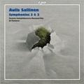 "Sallinen: Symphonies No.3 Op.35, No.5 Op.57 ""Washington Mosaics"" / Ari Rasilainen(cond), Rheinland-Pfalz State PO"