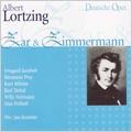 Lortzing: Zar und Zimmermann (1956) / Jan Koetsier(cond), Bavarian Radio Symphony Orchestra, Hermann Prey(Br), Willy Hoffmann(T), Kurt Bohme(B), etc