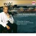 W.A.Mozart: Piano Concerto No.22; F.X.W.Mozart: Piano Concerto No.2 Op.25 / Sebastian Knauer, Netherland Chamber Orchestra