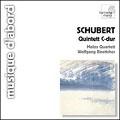 Schubert: String Quintet / Wolfgang Boettcher, Melos Quartet