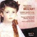 Mozart: Clarinet Quintet, etc / Moragues, Braley, Prazak SQ