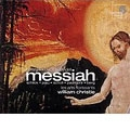 "HANDEL:ORATORIO ""MESSIAH"":WILLIAM CHRISTIE(cond)/LES ARTS FLORISSANTS/ETC [2CD+BOOK]"