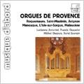 Orgues de Provence - L.Couperin, F.Couperin, Frescobaldi, etc