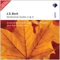 J.S.Bach:Orchestral Suite No.1/2:Jean-Francois Paillard(cond)/Orchestre de Chambre de Jean-Francois Paillard