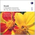 Vivaldi: Mandolin Concertos, Rv.93, Rv.425, Rv.532 & Rv.558