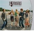 NO BOUNDARIES:GERSHWIN:RHAPSODY IN BLUE/LECUONA:MARAGUENA/ETC (DUAL DISC):THE 5 BROWNS