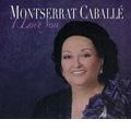 I Love You / Montserrat Caballe, Los del Rio, Carlos Cano, Freddie Mercury, Bruce Dickinson, Vangelis, Nikolay Baskov, Marco Masini, Carloz Nunez