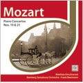 Mozart: Piano Concerto No.19, No.21 / Matthias Kirschnereit(p), Franl Beermann(cond), Bamberg Symphony Orchestra