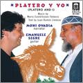 Castelnuovo-Tedesco: Platero y Yo (Platero and I) (Poetry by J.R.Jimenez); Ravel : Pavane pour Une Infante Defunte / Moni Ovadia(narrator), Emanuele Segre(g)