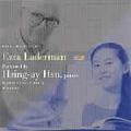 Music of Ezra Laderman Vol.7 -Piano Sonata No.3/B'shert :Hsing-Ay Hsu(p)