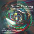 クリストフ・シロドー/Feinberg: Piano Concerto No.1, Fantasia No.2 ...