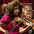 IDA HAENDEL -THE HISTORIC RETURN TO CHELM:J.S.BACH/TARTINI/WENIAWSKI/ETC(5/20/2006):STANISLAW GALONSKI(cond)/CAPELLA CRACOVIENSIS