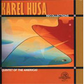Karel Husa: Recollections / Quintet of the Americas