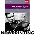 J.S.BACH:CONCERTO FOR 2 VIOLINS BWV.1043/VIVALDI :VIOLIN CONCERTO OP.12-3/MOZART:VIOLIN CONCERTO NO.5 K.219/ETC:LEONID KOGAN(vn)/ETC