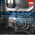 SCHUBERT:PIANO TRIOS NO.1/NO.2/SONATA FOR VIOLIN & PIANO D.574/ETC:JEAN-PHILLIPE COLLARD(p)/AUGUSTIN DUMAY(vn)/ETC