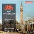 Myslivecek: Symphonies / Bamert, London Mozart Players