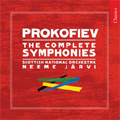 Prokofiev: The Complete Symphonies: No.1-No.7 / Neeme Jarvi(cond), Royal Scottish National Orchestra