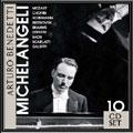 Arturo Benedetti Michelangeli (10-CD Wallet Box)