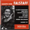 Verdi : Falstaff (8/10/1957/Salzburg) / Herbert von Karajan(cond), VPO, Elisabeth Schwarzkopf(S), etc