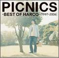 PICNICS -BEST OF HARCO-〔1997-2006〕  [CD+DVD]<初回限定盤>