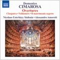 Cimarosa: Overtures Vol.1 -Voldomiro, La Baronessa Stramba, etc (4/6-9/2000) / Alessandro Amoretti(cond), Nicolaus Esterhazy Sinfonia