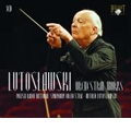 W.Lutoslawski : Orchestral Works -Symphonies No.1, No.2, Variations Symphoniques, etc / Witold Lutoslawski(cond), Polish National Radio SO, etc