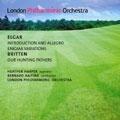 エルガー: 序奏とアレグロOp.47、エニグマ変奏曲 Op.36、ブリテン: 狩をする私たちの祖先Op.8