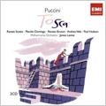 Puccini: Tosca  / James Levine(cond), Philharmonia Orchestra, Renata Scotto(S), Placido Domingo(T), etc<限定盤>