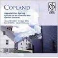 A.Copland: Fanfare for the Common Man, Concerto for Clarinet and String Orchestra, Rodeo, etc / Leonard Slatkin(cond), St.Louis SO, Enrique Batiz(cond), Mexico City PO, etc