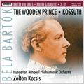 "Bartok:Symphonic Poem""Kossuth""BB.31/The Wooden Prince Op.13 BB.74 :Zoltan Kocsis(cond)/Hungarian National Philharmonic Orchestra"