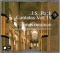 J. S. Bach: Complete Cantatas Vol. 19/ Koopman