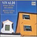 Vivaldi: Sonatas for Flute & Continuo / M. Larrieu, G. Kiss