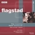 GRIEG:ORCHESTRAL SONGS (9/7/1957)/WAGNER:WESENDONCK LIEDER/LIEBESTOD (10/14/1953) (+BT:INTERVIEW WITH JOHN CULSHAW):KIRSTEN FLAGSTAD(S)/MALCOLM SARGENT(cond)/BBC SO