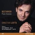 Beethoven: Piano Sonatas Vol.2 - No.11, No.21, No.29, No.30 / Christian Leotta