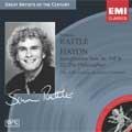 Haydn: Symphonies no 22, 86, 102 / Simon Rattle, City Of Birmingham Symphony Orchestra