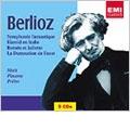 Berlioz : Symphony Fantastique etc / Muti , Plasson , Pretre