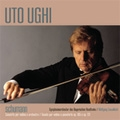 Schumann: Violin Concerto, Violin Sonata No.1, No.2 / Uto Ughi(vn), Wolfgang Sawallisch(cond/p), Bavarian Radio Symphony Orchestra
