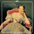 F.Ries: String Quartets Vol.2 -No.2 Op.70-2, No.20 WoO.48 / Schuppanzigh String Quartet