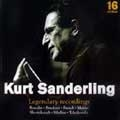 Kurt Sanderling - Legendary Recordings