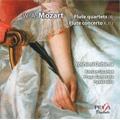 Mozart: Flute Quartet No.1-4, Flute Concerto No.1 (10/2007 & 2/2008)  / Yoshimi Oshima(fl), Kocian Quartet, Pavel Hula(cond), Praga Camerata