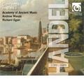 Handel: Concertos -Concerti Grossi Op.6 HWV.319-HWV.330 (8/1997), Op.3 HWV.312-HWV.317 (1/2006), Organ Concertos Op.4 HWV.289-HWV.294 (11/2006), etc / Andrew Manze(cond/vn), Richard Egarr(org/cond), AAM
