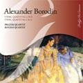 Borodin: String Quartets No.1, No.2 / Prazak Quartet, Kocian Quartet