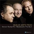 Mendelssohn:Piano Trio No.1/Dvorak:Piano Trio No.4:Beaux Arts Trio