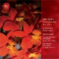 Classic Library:Saint-Saens:Cello Concerto No.1/No.2/etc:S.Isserlis(vc)/M.Tilson-Thomas(cond)/LSO/C.Eschenbach(cond)/NDR So/etc