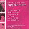 MOZART:COSI FAN TUTTE (5/1969) :ALEXANDER GIBSON(cond)/SCOTTISH NATIONAL OPERA ORCHESTRA & CHORUS/ELIZABETH HARWOOD(S)/JANET BAKER(Ms)/KURT WESLI(T)/PETER VAN DER BILT(B)/ETC