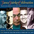 Janos Starker Celebration -Boccherini: String Quintet Op.47-8; Schubert: String Quintet D.956 (2/28/2004) / Janos Starker(vc), Soovin Kim(vn), etc