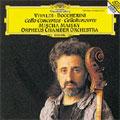 Vivaldi: Boccherini / Cello Concertos / Mischa Maisky(vc), Orpheus Chamber Orchestra