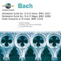 Bach: Orchestral Suites 2 & 3, etc / Marriner, ASMF, Szeryng